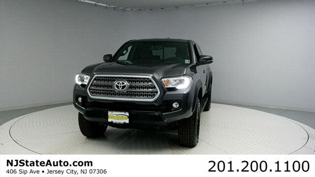 2017 Toyota Tacoma TRD Off Road Access Cab 6' Bed V6 4x4 Automatic Jersey City NJ
