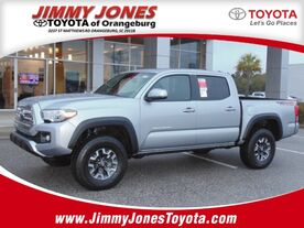 2017_Toyota_Tacoma_TRD Off Road Double Cab 5' Bed_ Orangeburg SC