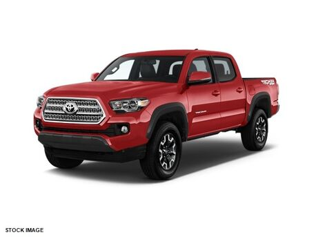 2017_Toyota_Tacoma_TRD Off Road Double Cab 5' Bed V6 4x4 AT_ Burnsville MN