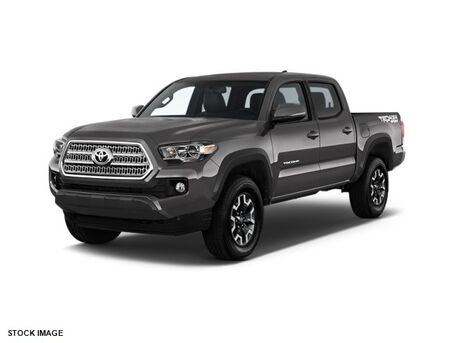 2017_Toyota_Tacoma_TRD Off Road Double Cab 5' Bed V6 4x4 MT_ Burnsville MN