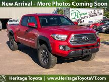 2017 Toyota Tacoma TRD Off-Road Double Cab 6' Bed V6 4x4 AT South Burlington VT