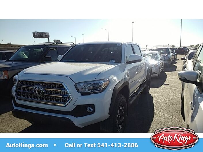 2017 Toyota Tacoma TRD Off Road Double Cab Bend OR