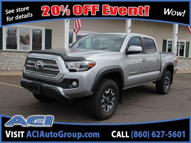 2017 Toyota Tacoma TRD Off Road East Windsor CT
