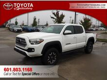 2017_Toyota_Tacoma_TRD Off Road_ Hattiesburg MS