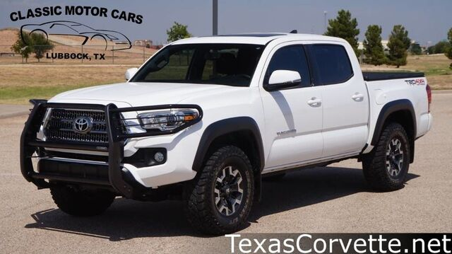 2017 Toyota Tacoma TRD Off Road Lubbock TX