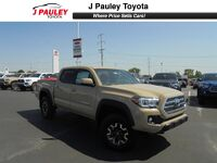 Toyota Tacoma TRD Off Road Model Year Closeout! 2017