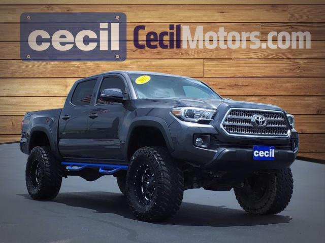 2017 Toyota Tacoma TRD Off Road Burnet TX
