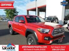2017_Toyota_Tacoma_TRD Off Road_ Pocatello ID