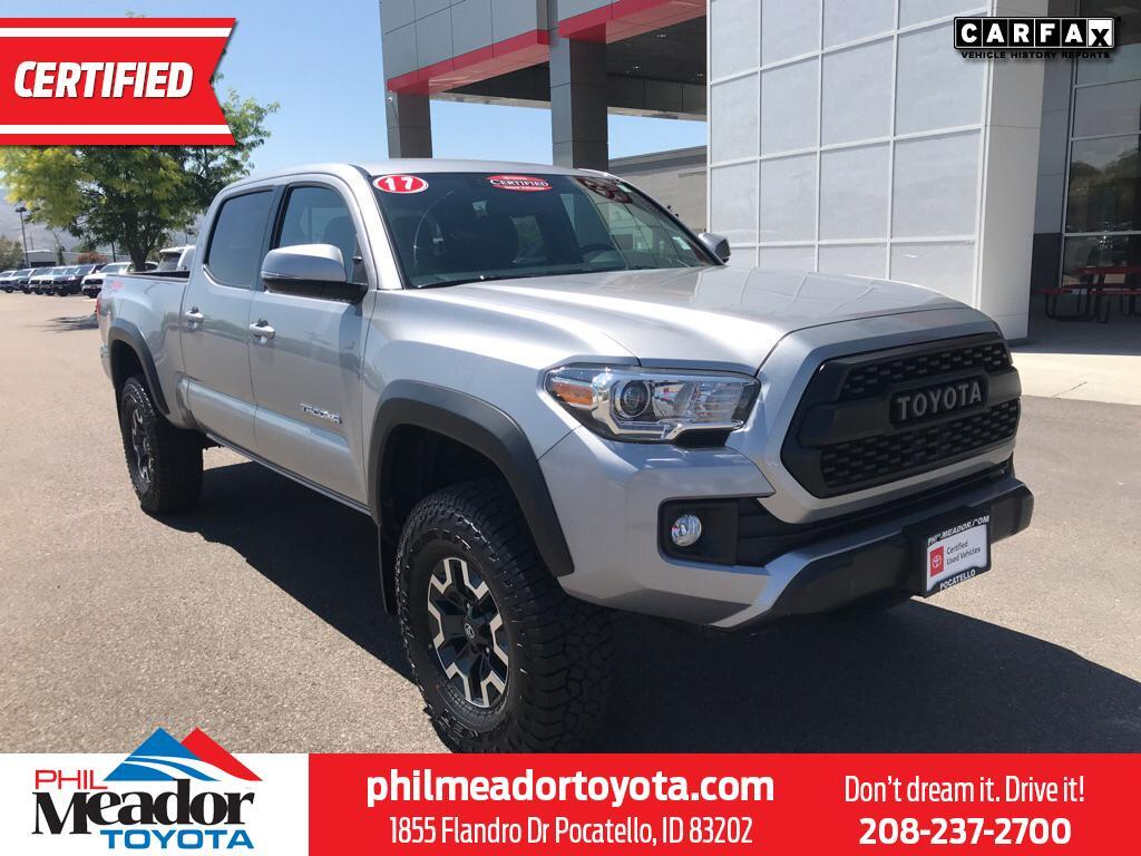2017 Toyota Tacoma TRD Off Road Pocatello ID