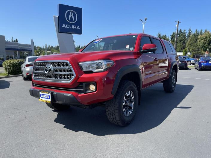 2017 Toyota Tacoma TRD Off Road Seattle WA