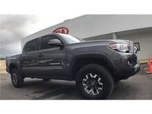 2017_Toyota_Tacoma_TRD Off Road V6 4x2 Double Cab 127.4 in. WB_ Crystal River FL