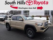 2017_Toyota_Tacoma_TRD Off Road_ Washington PA