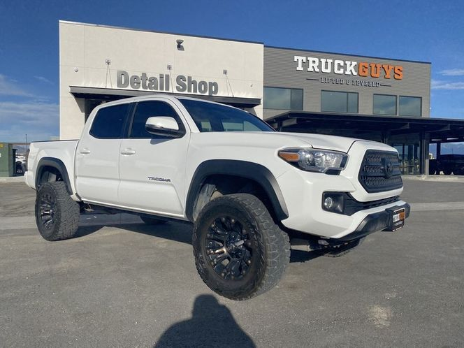2017 Toyota Tacoma TRD Off Road West Valley City UT