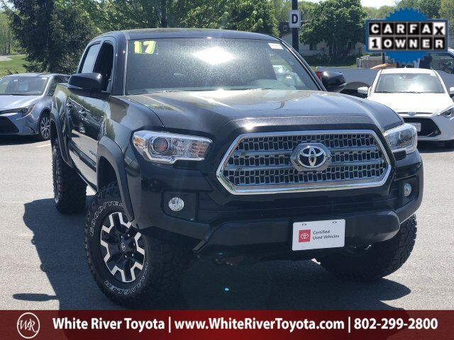 2017 Toyota Tacoma TRD Off-Road White River Junction VT