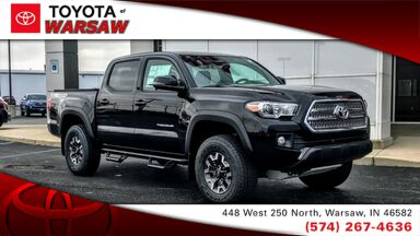 2017_Toyota_Tacoma_TRD Off Road_ Warsaw IN