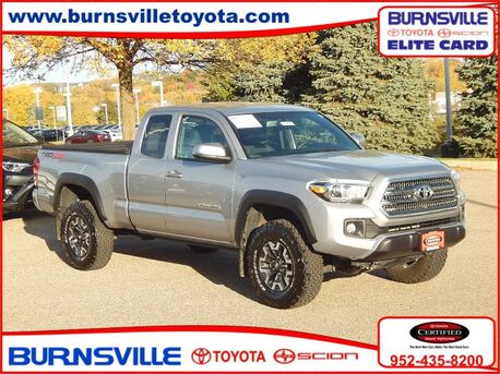 2017_Toyota_Tacoma_TRD Off Road_ Burnsville MN