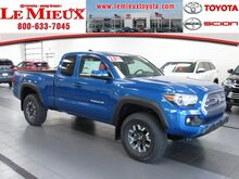 2017_Toyota_Tacoma_TRD Off Road_ Green Bay WI