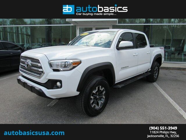 2017 Toyota Tacoma TRD Offroad Jacksonville FL