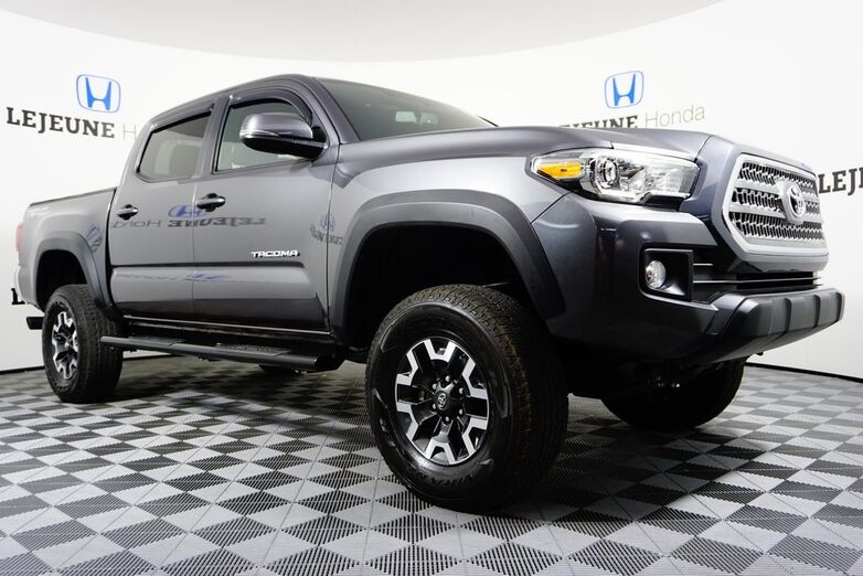 2017 Toyota Tacoma TRD Offroad Jacksonville NC
