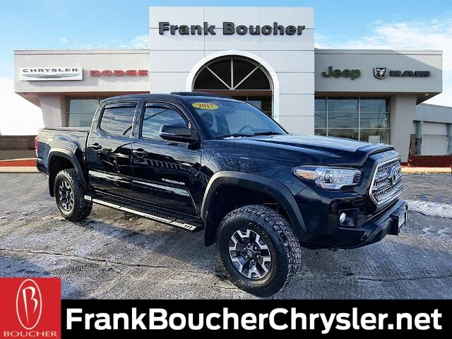 2017 Toyota Tacoma TRD Offroad Janesville WI