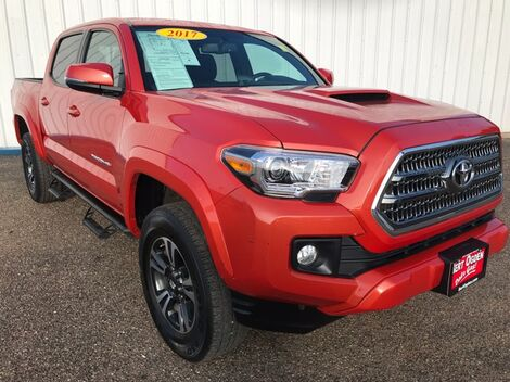 2017_Toyota_Tacoma_TRD Offroad_ Mission TX