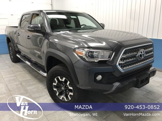 2017 Toyota Tacoma TRD Offroad Plymouth WI