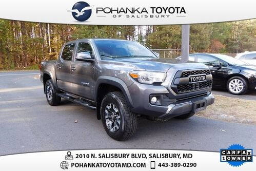 2017_Toyota_Tacoma_TRD Offroad_ Salisbury MD