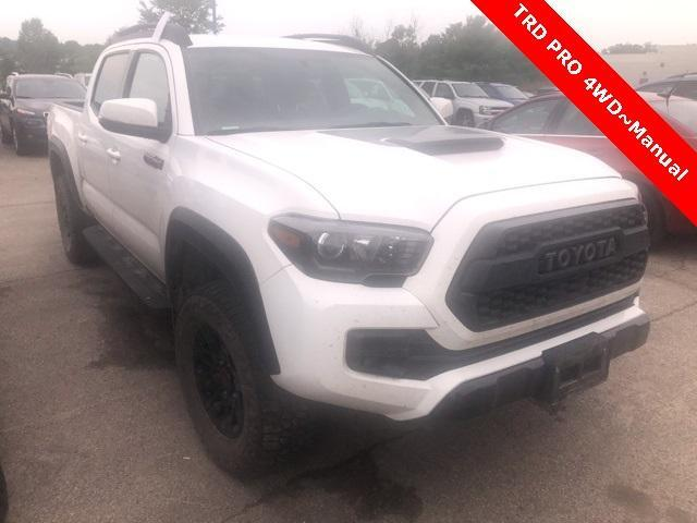 2017 Toyota Tacoma TRD Pro Double Cab 5' Bed V6 4x4 MT Cranberry Twp PA