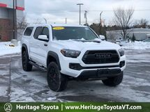 2017 Toyota Tacoma TRD Pro Double Cab 5' Bed V6 4x4 MT South Burlington VT