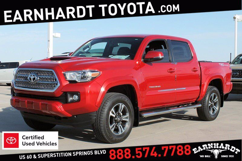2017 Toyota Tacoma TRD Sport 2WD Double Cab *1-OWNER* Mesa AZ