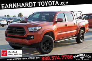 2017_Toyota_Tacoma_TRD Sport 4WD Double Cab *LOOKS GREAT INSIDE & OUT!**_ Phoenix AZ
