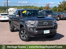 2017 Toyota Tacoma TRD Sport Access Cab 6' Bed V6 4x4 AT South Burlington VT