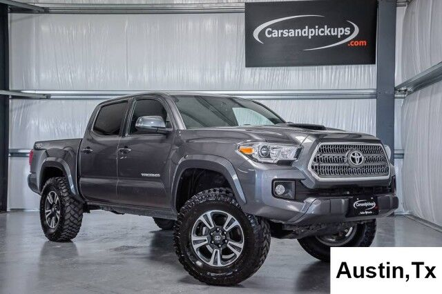 2017 Toyota Tacoma TRD Sport Dallas TX