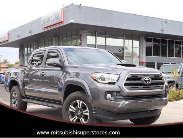 2017 Toyota Tacoma TRD Sport Cerritos CA