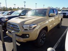 Toyota Tacoma TRD Sport Double Cab 4X4 2017