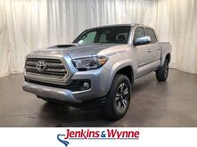 2017_Toyota_Tacoma_TRD Sport Double Cab 5' Bed V6 4x2 AT (Natl)_ Clarksville TN