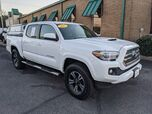 2017 Toyota Tacoma TRD Sport Double Cab V6 6AT 4WD