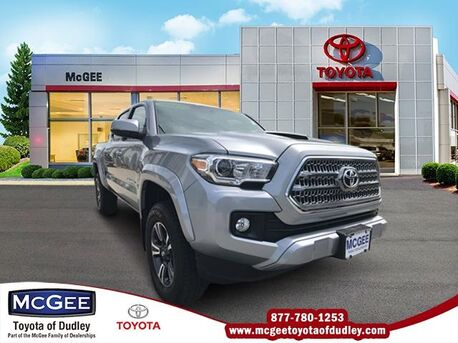 2017_Toyota_Tacoma_TRD Sport_ Dudley MA