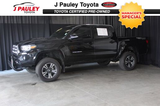 2017_Toyota_Tacoma_TRD Sport_ Fort Smith AR