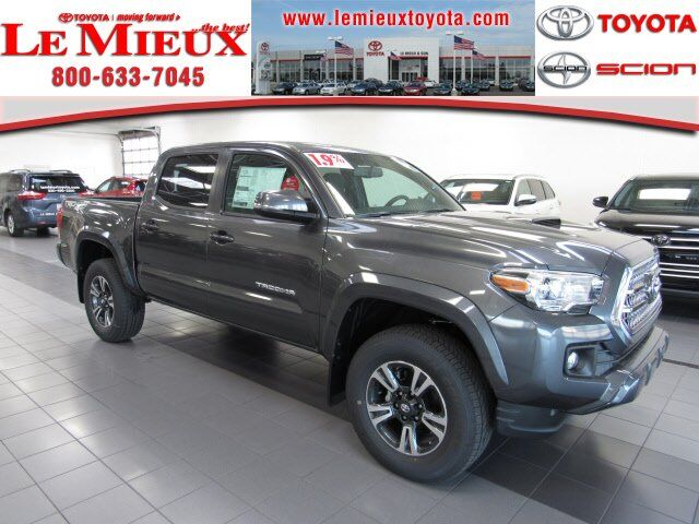 2017 Toyota Tacoma TRD Sport Green Bay WI