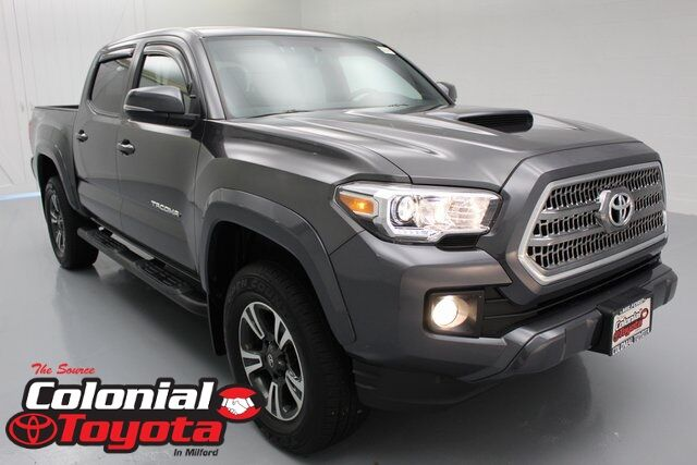 2017 Toyota Tacoma TRD Sport Milford CT