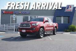 2017_Toyota_Tacoma_TRD Sport_ Mission TX