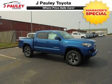 2017_Toyota_Tacoma_TRD Sport Model Year Closeout!_ Fort Smith AR