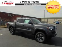 2017_Toyota_Tacoma_TRD Sport Only $399 A Month!!_ Fort Smith AR