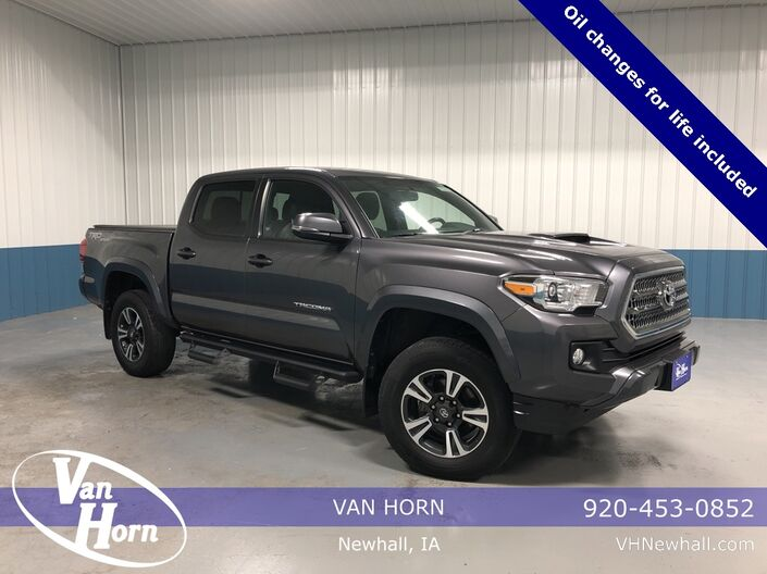 2017 Toyota Tacoma TRD Sport Plymouth WI