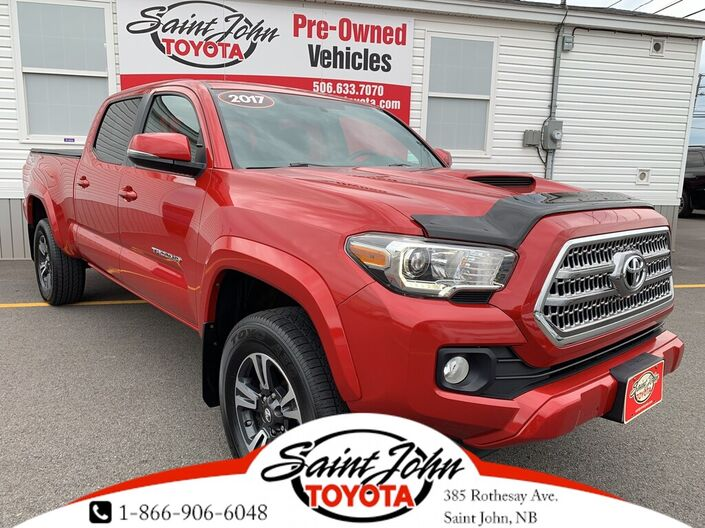 2017 Toyota Tacoma TRD Sport Reduced!!! Saint John NB