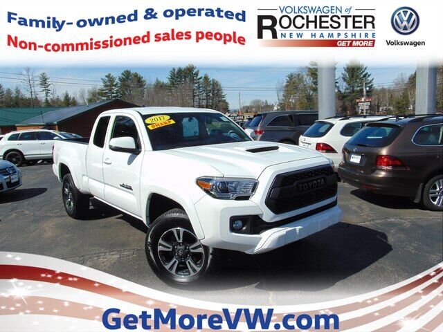 2017 Toyota Tacoma TRD Sport Rochester NH