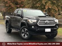2017 Toyota Tacoma TRD Sport White River Junction VT