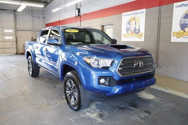 2017 Toyota Tacoma TRD Sport Winter Haven FL