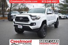2017 Toyota Tacoma Truck SR5 4X4 Double Cab Long Bed